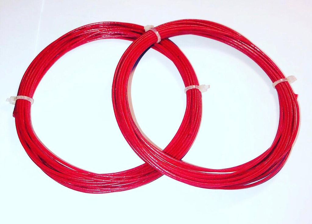 Sale! V5 Red - 16G Resin Coated 35% OFF!