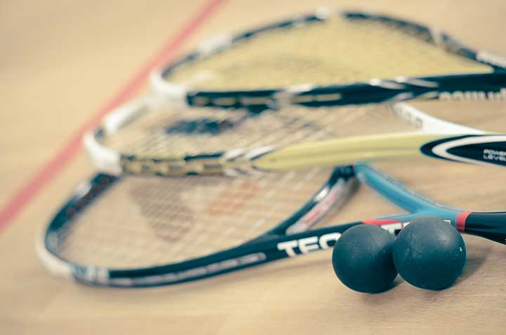 Squash Racquet Strings Introductory 50% Off Sale