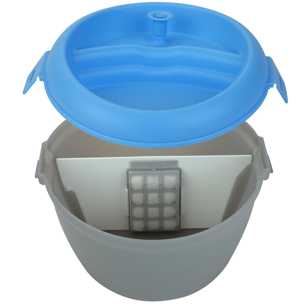 Healthspring Pet Fountain, 6L (202 oz)