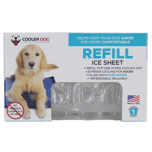 Ice Refill Sheet Hydro Cooling Mat