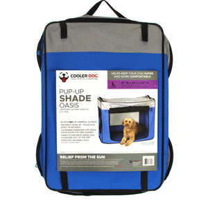 Pup-Up Shade Oasis, Large