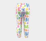 Baby Leggings - Letters