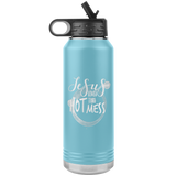 Hot Mess Stainless Steel Tumbler 32 Oz