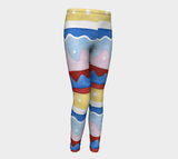Youth Wavy Leggings