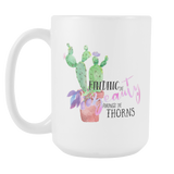 Finding the Beauty 15 oz Mug