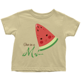 One in a Melon Toddler Shirt