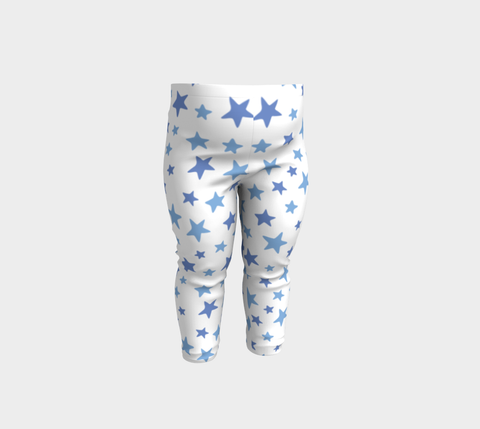 Baby Leggings - Stars