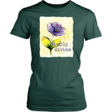 Simply Divine Lady's T-Shirt