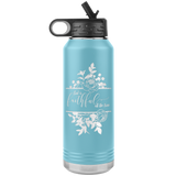 Faithful Stainless Steel Tumbler 32 oz