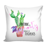 "Finding the Beauty Pillow Cover (16"")"