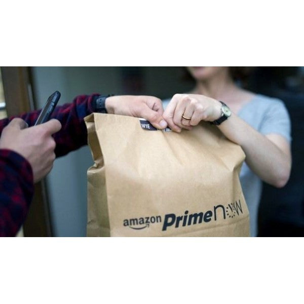 Alcohol Delivery - Amazon promises Seattle 1 Hour Delivery
