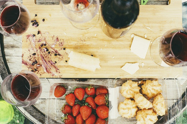 Five creative cooking tips for leftover wine