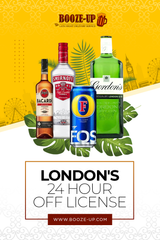 24 Hour Off License