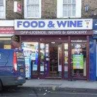24 Hour Off License Clerkenwell