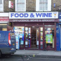 24 Hour Off License Mayfair
