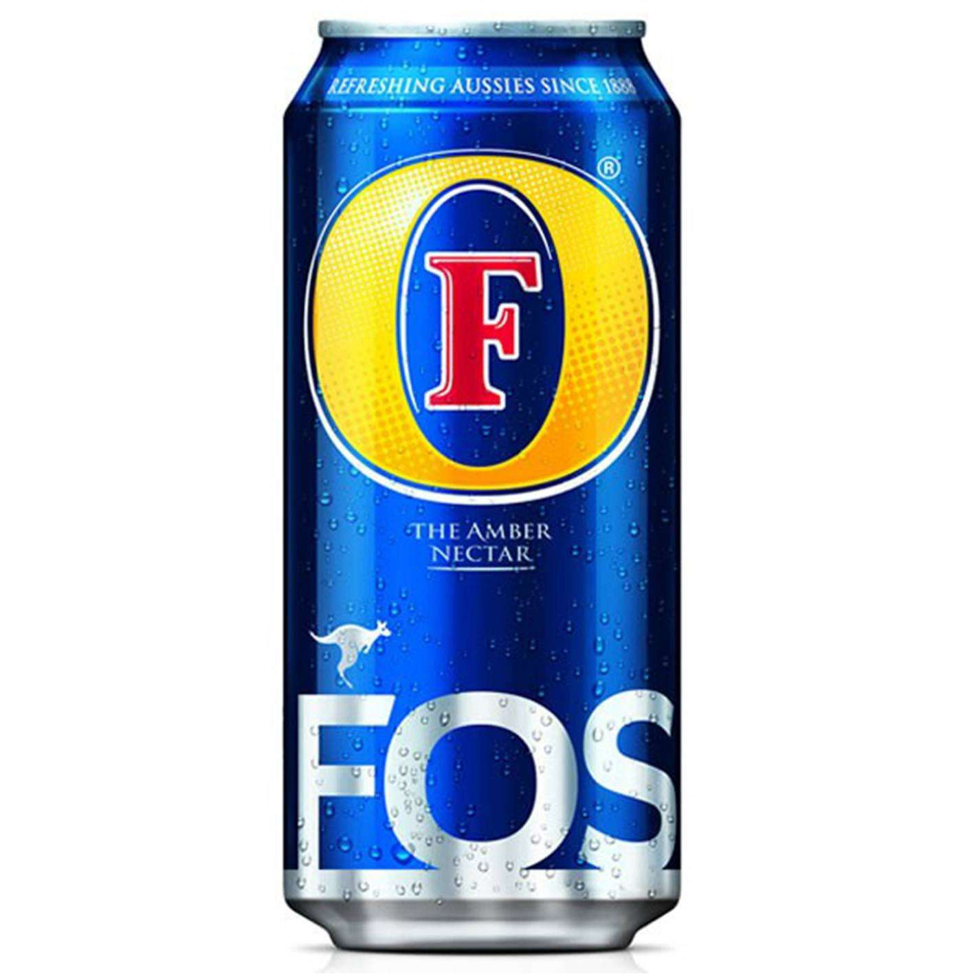 Fosters Beer - X4 Pack
