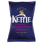 Kettle Chips Sea Salt & Balsamic Vinegar of Modena 70g