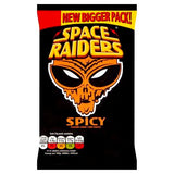 Space Raiders Spicy Flavour