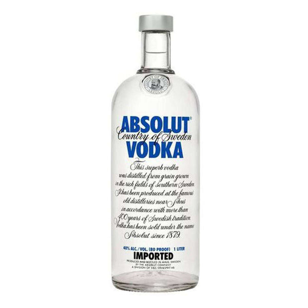 Absolut Vodka x2 Bottles (Special Bundle Deal)