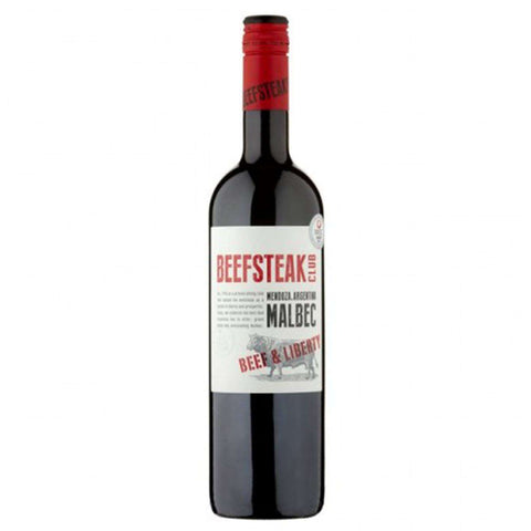 Beef Steak Club Malbec Mendoza | Red Wine Delivery | Booze Up