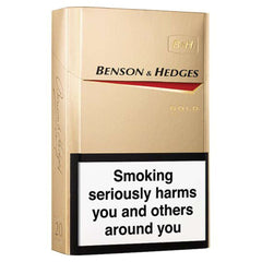 Benson & Hedges Gold Cigarettes | Cigarettes Delivery | Booze Up