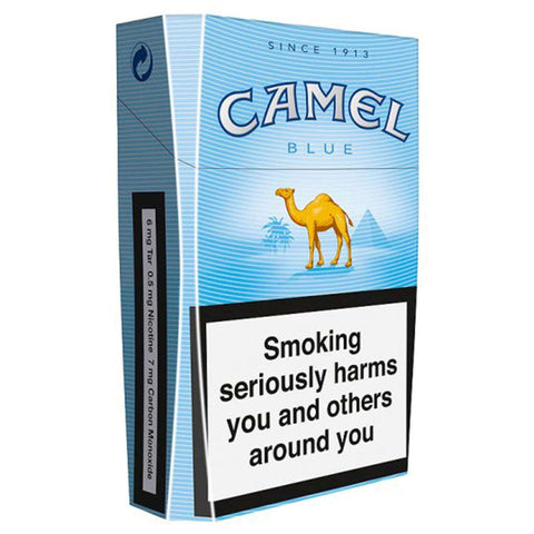 Camel Blue Cigarettes | Cigarettes Delivery | Booze Up