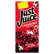 Cranberry Juice x2 Cartons