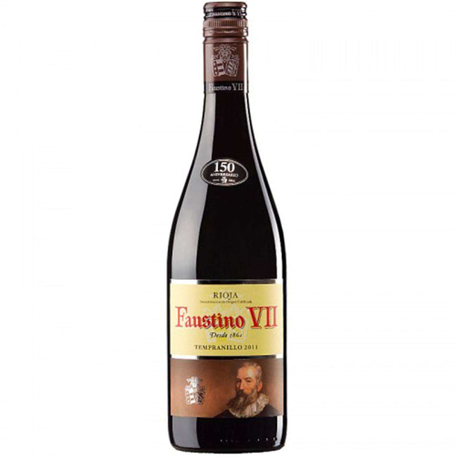 Faustino VII Rioja | Red Wine Delivery | Booze Up