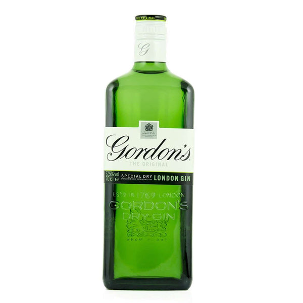 Gordon's London Dry Gin x2 Bottles (Special Bundle Deal)