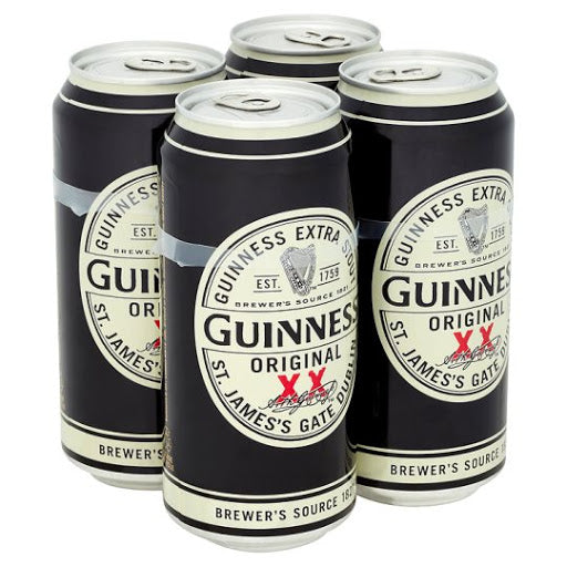Guinness Original - 4 Pack