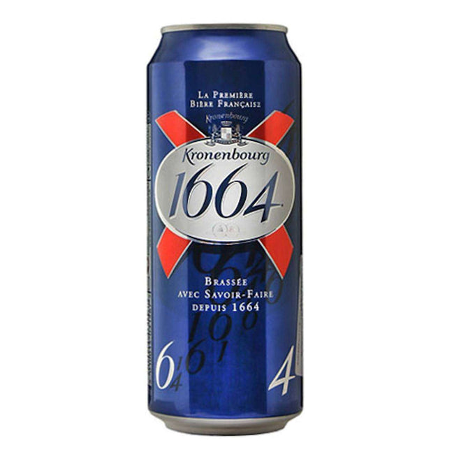 Kronenbourg 1664 Beer - X4 Pack | Beer Delivery | Booze Up
