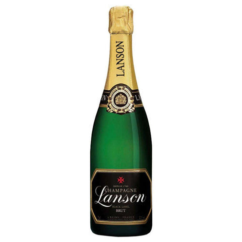 Lanson Black Label Champagne | Champagne Delivery | Booze Up