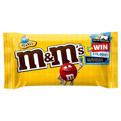 M&M Peanut Chocolates