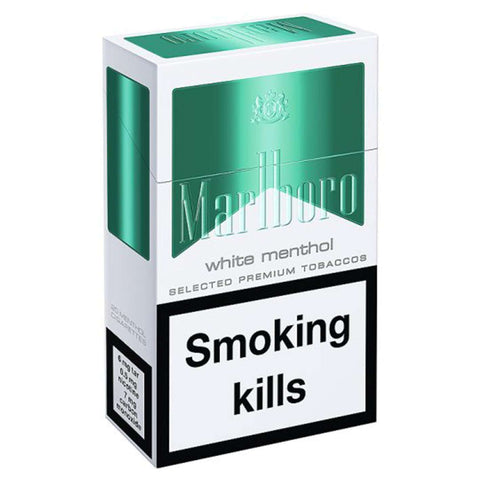 Marlboro Menthol Cigarettes | Cigarettes Delivery | Booze Up
