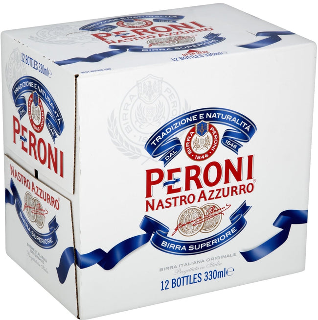 Peroni Beer - X12 Pack