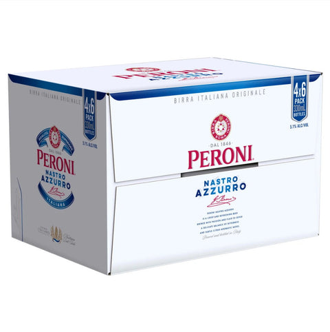 Peroni Beer - X24 Pack