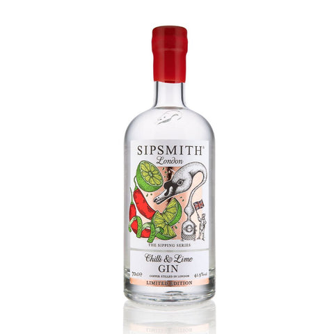 Sipsmith Gin - Chilli & Lime