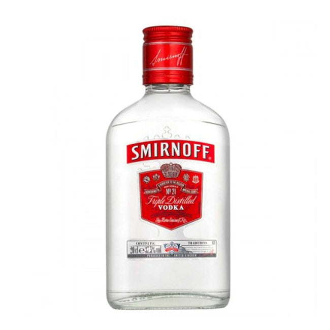 Smirnoff Red Label Vodka | Vodka Delivery | Booze Up