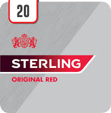 Sterling Red