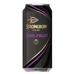 Strongbow Dark Fruit Cider - X4 Pack | Cider Delivery | Booze Up