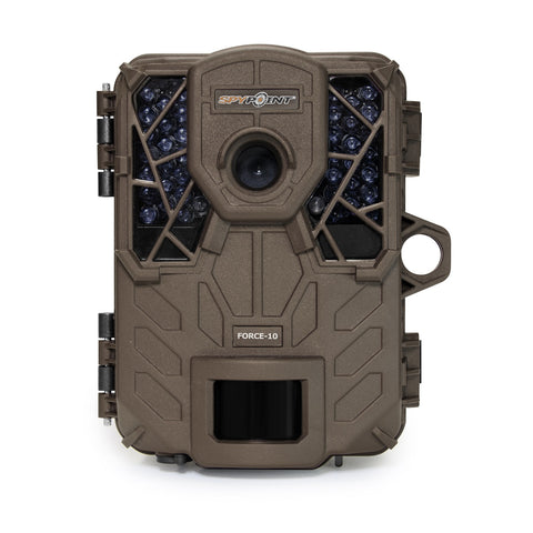 Spypoint Force 10 Trail Camera-10MP HD-Brown