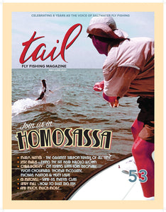 Tail saltwater fly fishing magazine - fly fishing in saltwater