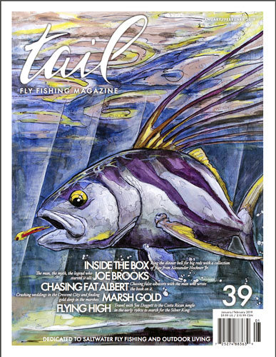 Tail Fly Fishing Magazine #39 - Tail Fly Fishing Magazine - Online Fly Shop