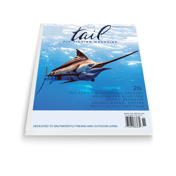 Tail Fly fishing Magazine #26 - Tail Magazine Fly Shop