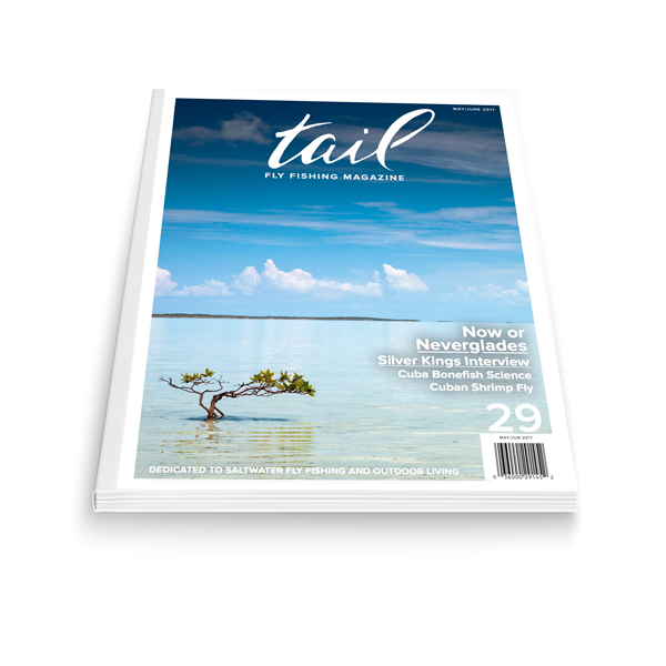 Tail Fly Fishing Magazine #29 - Tail Magazine Fly Shop