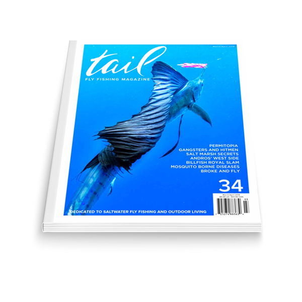 Tail Fly Fishing Magazine #34 - Tail Magazine Fly Shop