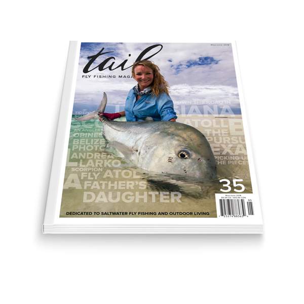 Tail Fly Fishing Magazine #35 - Tail Fly Fishing Magazine - Online Fly Shop