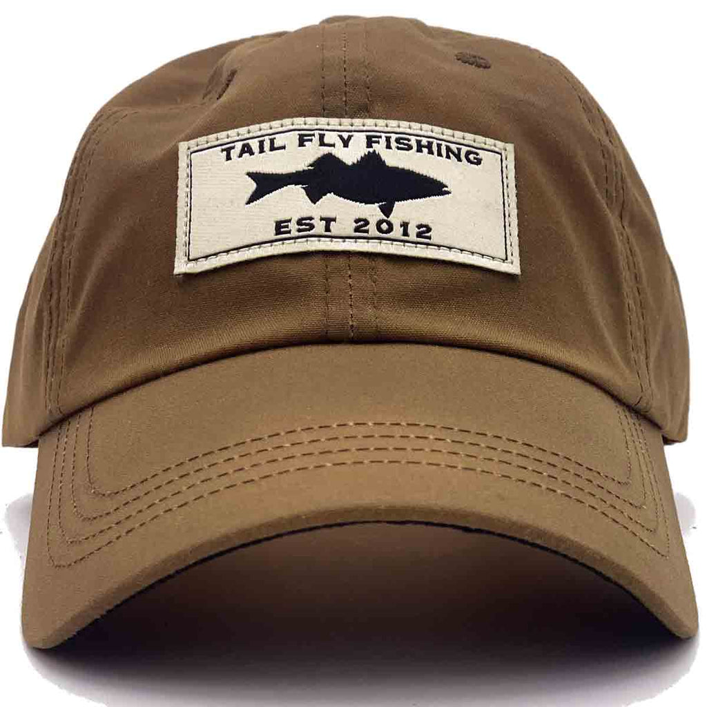 Oil cloth hat - Tail Fly Fishing Magazine - Online Fly Shop