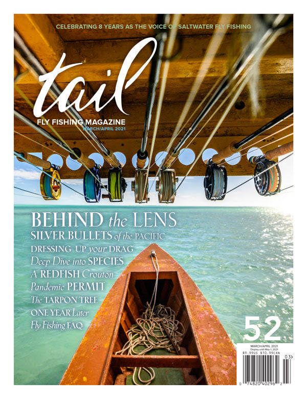 Saltwater fly fishing - fly fishing magazine