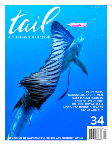Tail Fly Fishing Magazine #34 - Tail Fly Fishing Magazine - Online Fly Shop